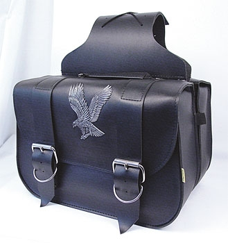 Willie & Max Eagle Collection Saddlebags