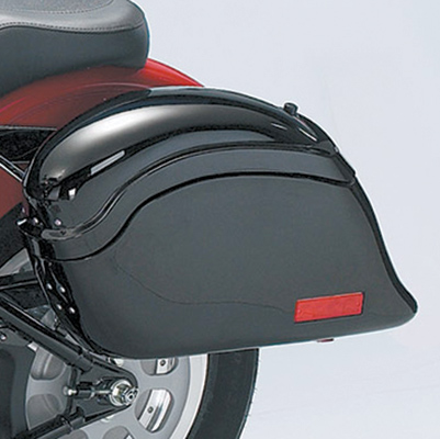 National Cycle CruiseLiner Hard Smooth Back Saddlebags