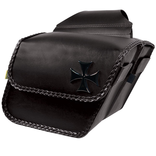 Willie & Max Maltese Cross Collection Throw-over Bags