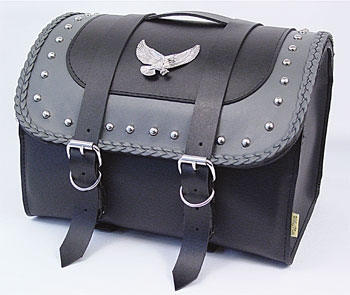 Willie & Max Eagle Gray Thunder Studded Max Pax