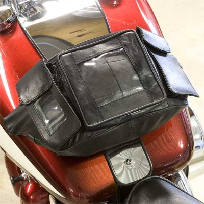 Daytona Gear Magnetic Tank Bag