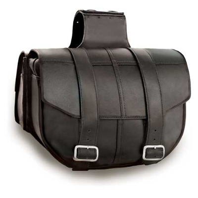 U.S. Saddlebag Co. Throw-Over Saddlebags
