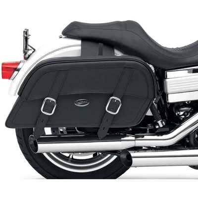Saddlemen Slanted Drifter Saddlebags - Jumbo