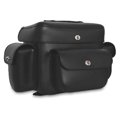 U.S. Saddlebag Co. Plain Trunk Bag