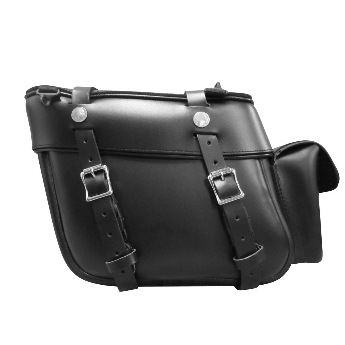 Leatherworks, Inc. Deluxe Box Top Saddlebags