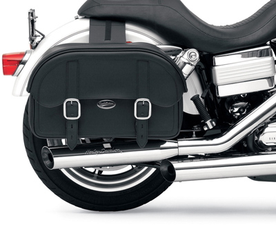 Saddlemen Drifter Throwover Saddlebags - Jumbo