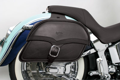 Saddlemen Midnight Express Drifter Saddlebag