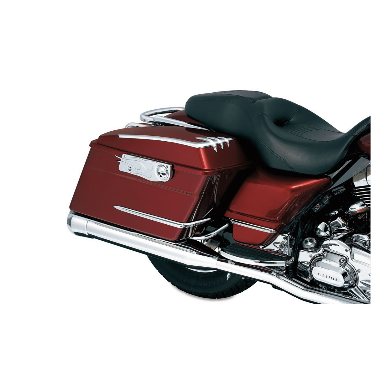 Kuryakyn Saddlebag Lid Accents