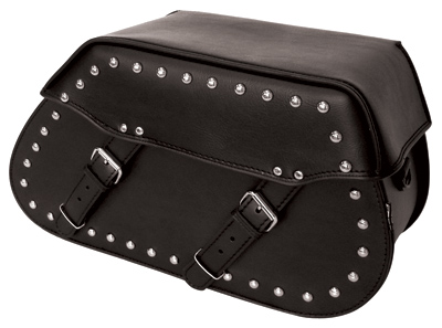 Edge Model 102 Studded Saddlebags by Kuryakyn