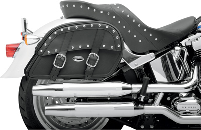 Saddlemen Desperado Slant Custom-Fit Saddlebags - Jumbo