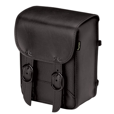 Willie & Max Black Jack Sissy Bar Bag