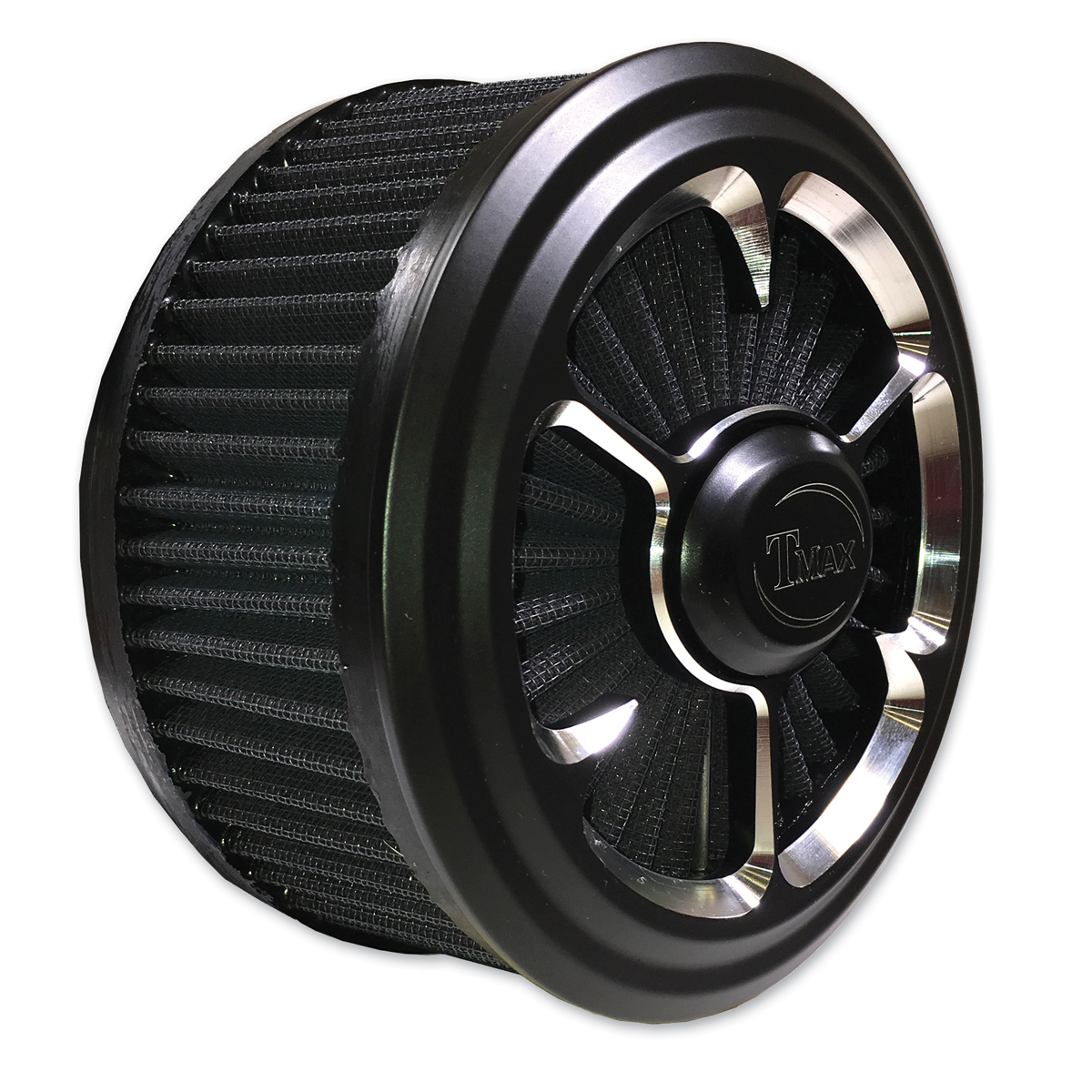 ThunderMax Ballistic 3 Spoke Contrast Cut Air Cleaner