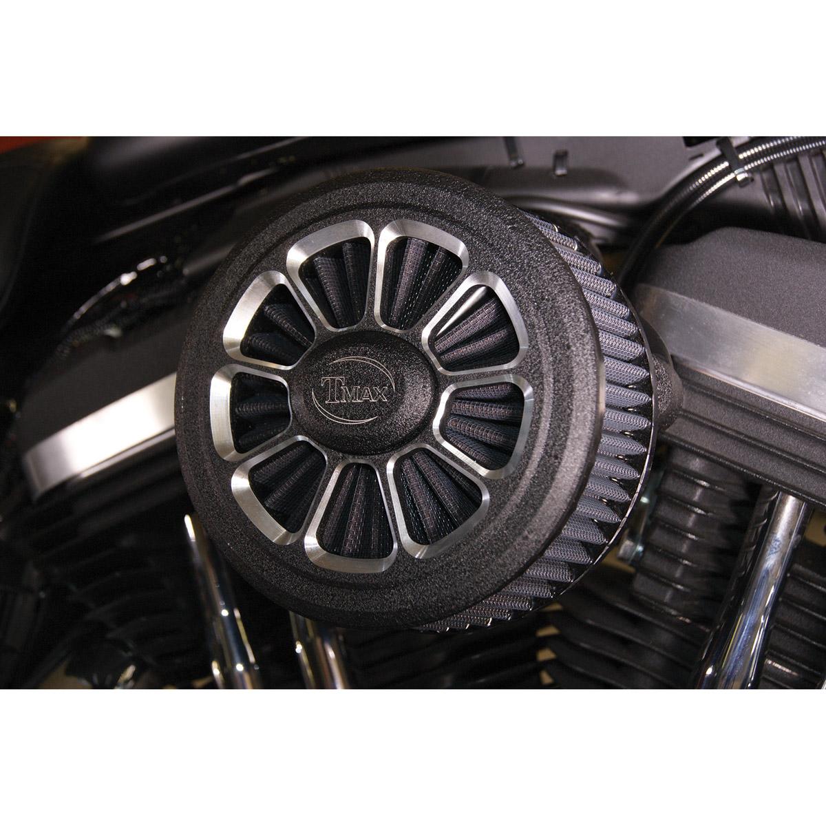 ThunderMax Ballistic 9 Spoke Contrast Cut Air Cleaner