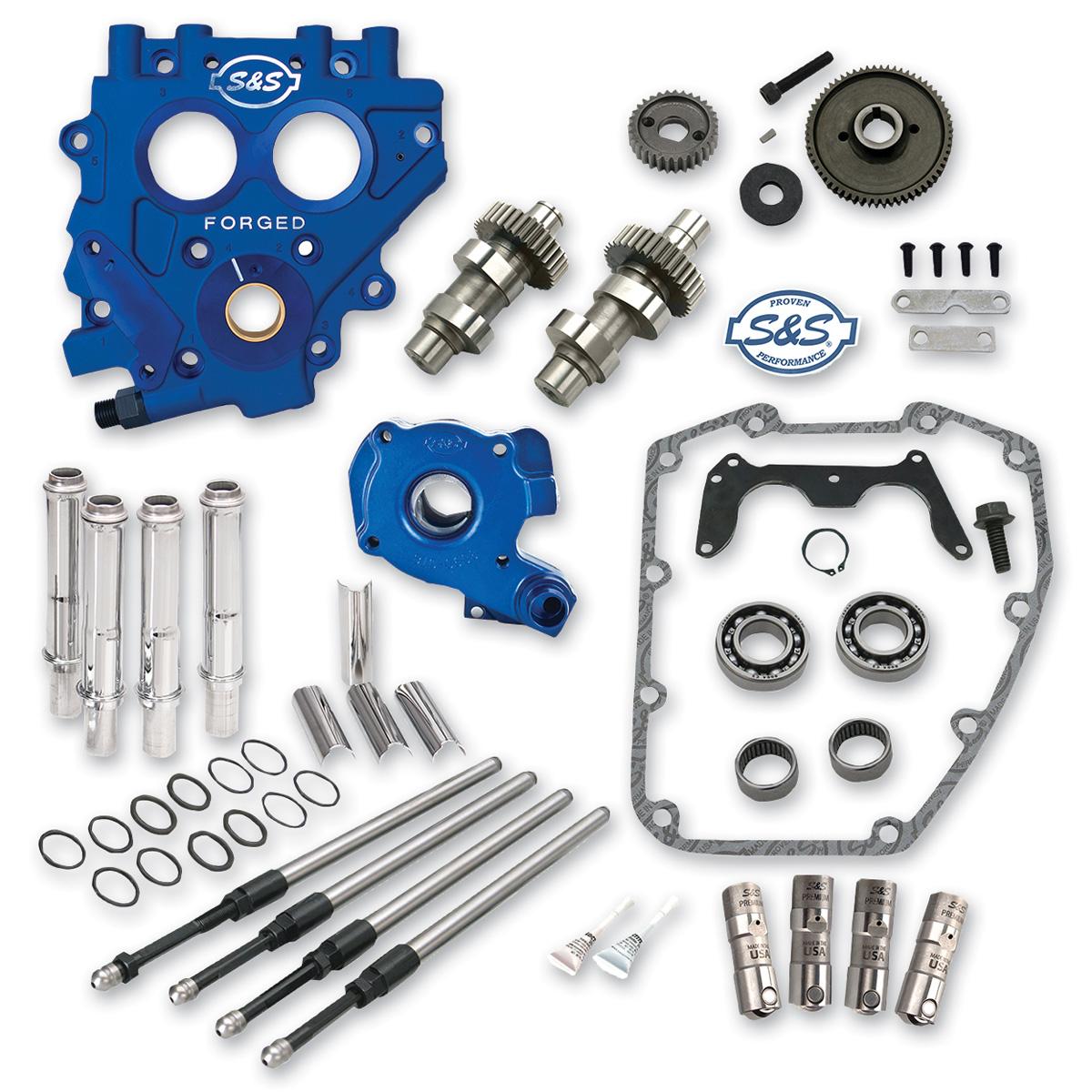 Harley Davidson Engines Shovelhead Engine Diagram Panhead Ss Cycle 509g Standard Gear Drive Cam Chest Kit