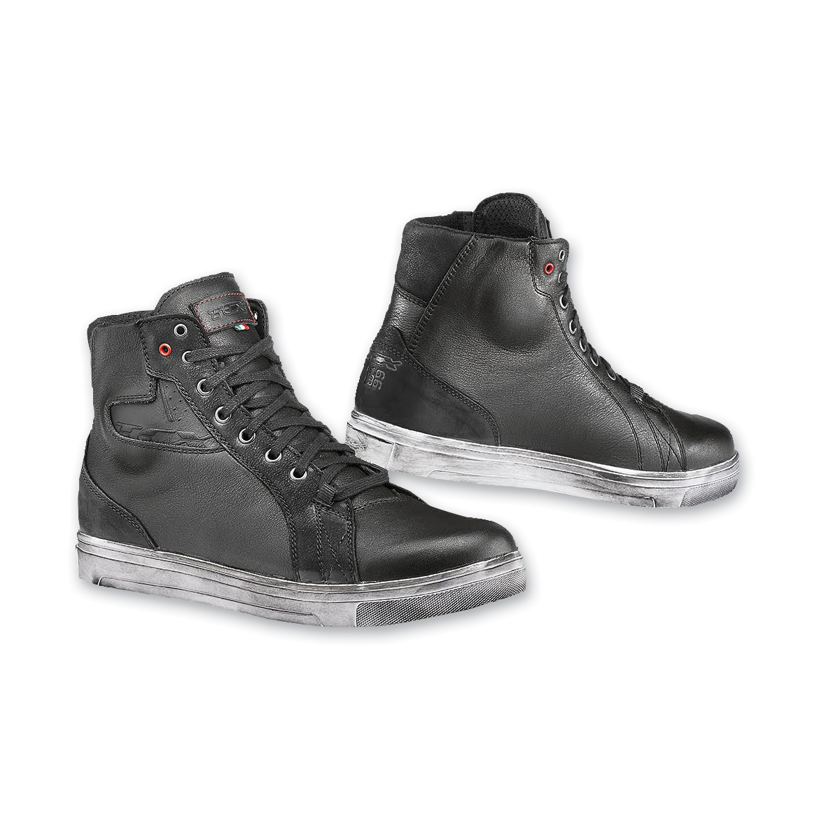 TCX Men's Street Ace Waterproof Black Shoes