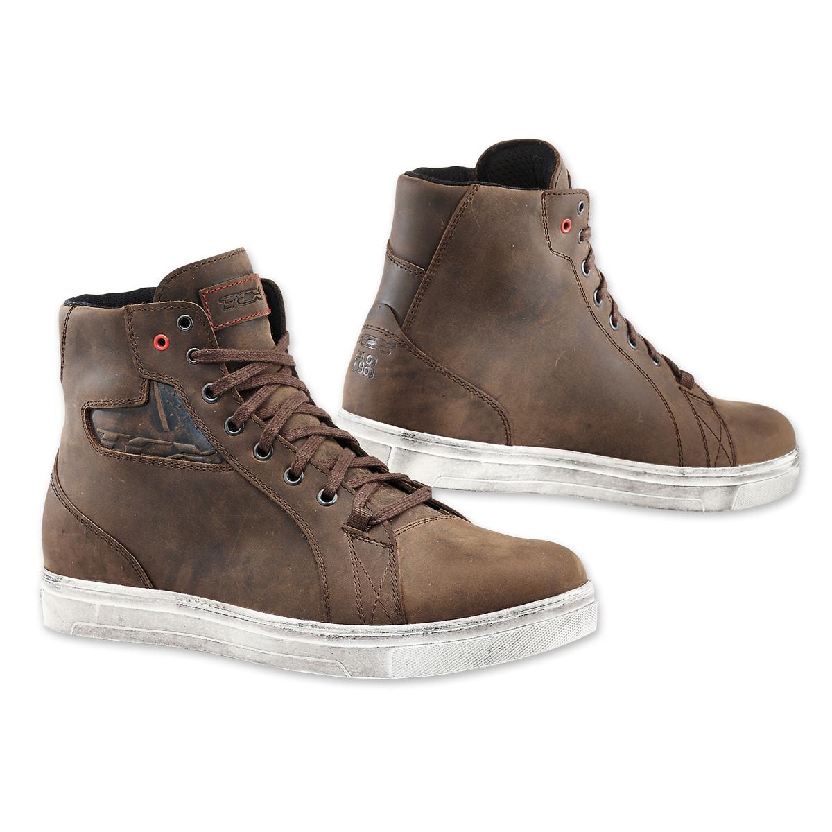 TCX Men's Street Ace Waterproof Dakar Brown Shoes