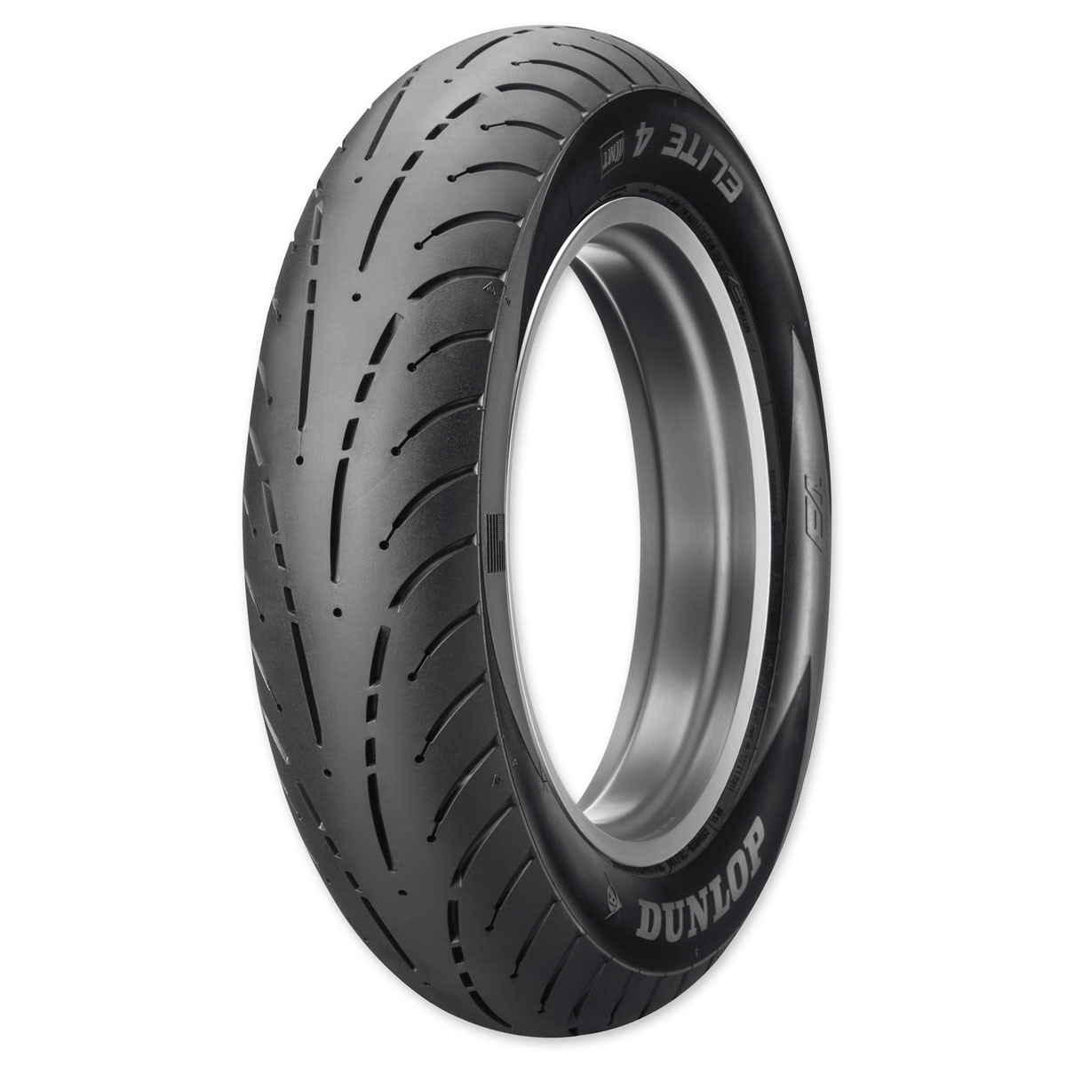 Dunlop Elite 4 130/90B16 Rear Tire