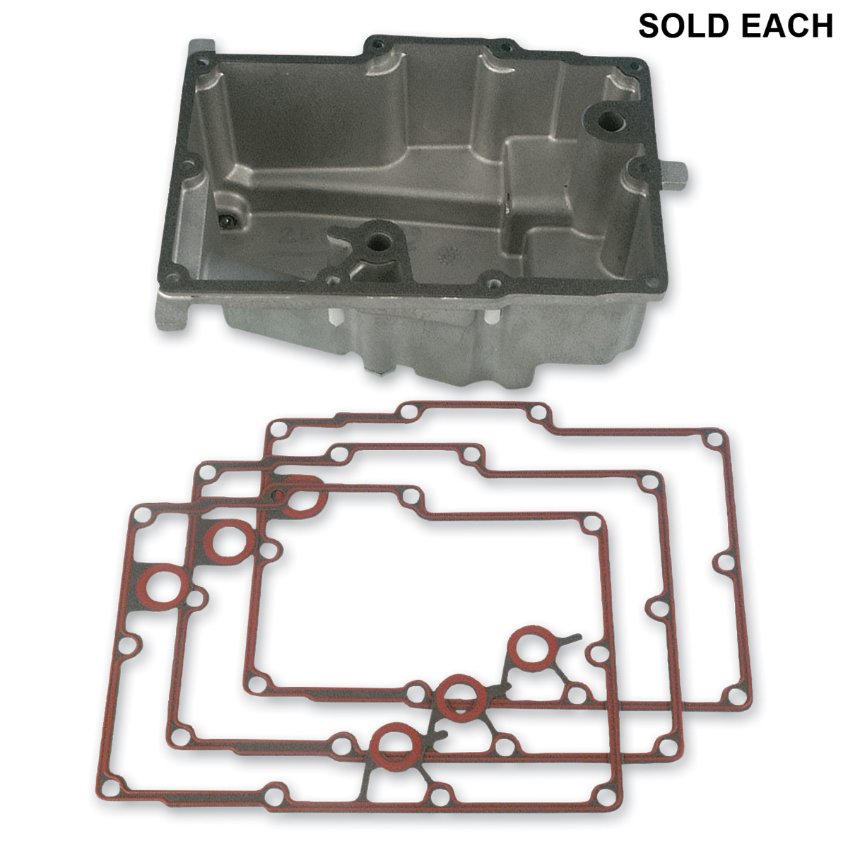 Genuine James Paper with Bead Transmission Oil Pan Gasket