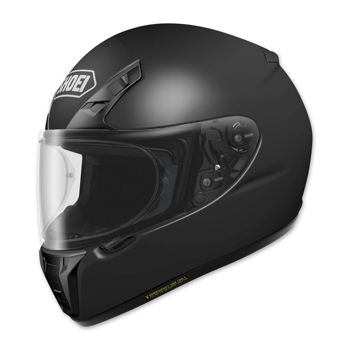 Shoei RF-SR Matte Black Full Face Helmet
