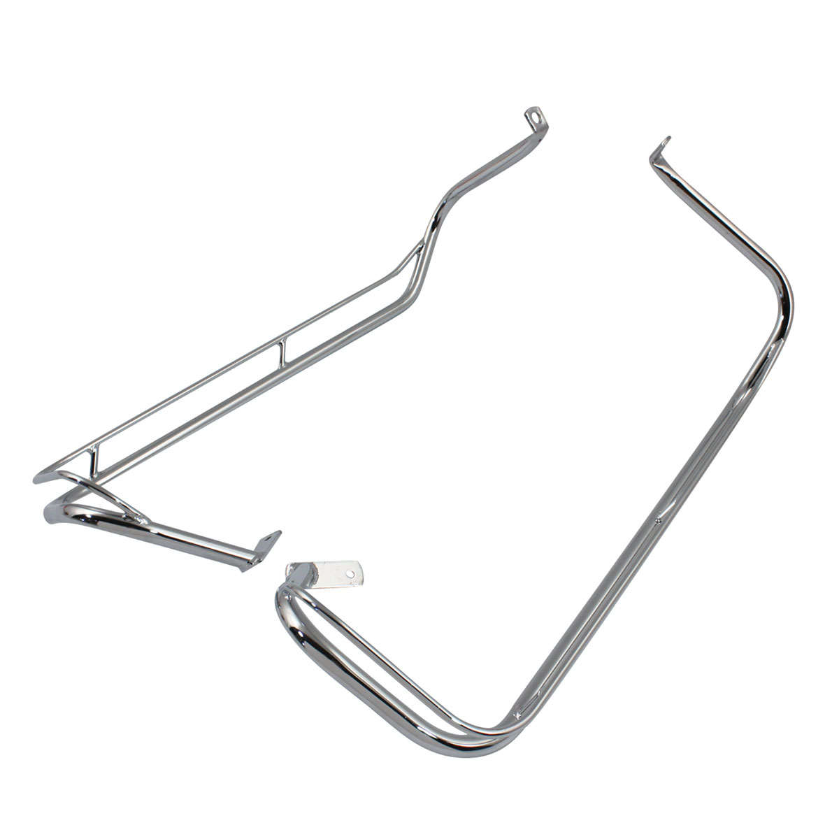 V-Twin Manufacturing Saddlebag Rails