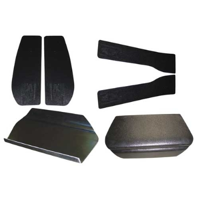 Leather Lid Leather Saddlebag Reinforcement Inserts