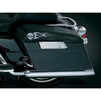 Kuryakyn Zombie Saddlebag Lid Covers