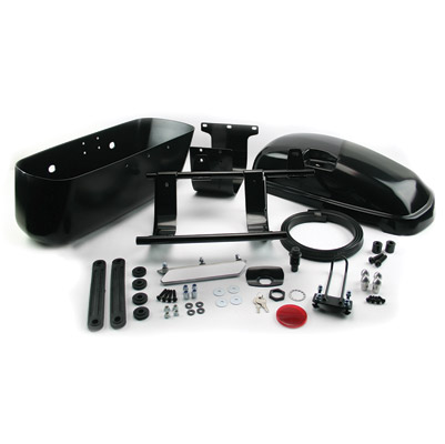 Hardstreet Pro Builder Universal Saddlebag Kit