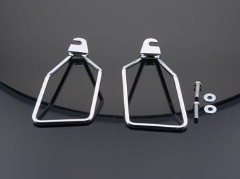 J&P Cycles® Saddlebag Support Brackets