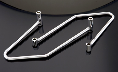 J&P Cycles® Saddlebag Support Brackets