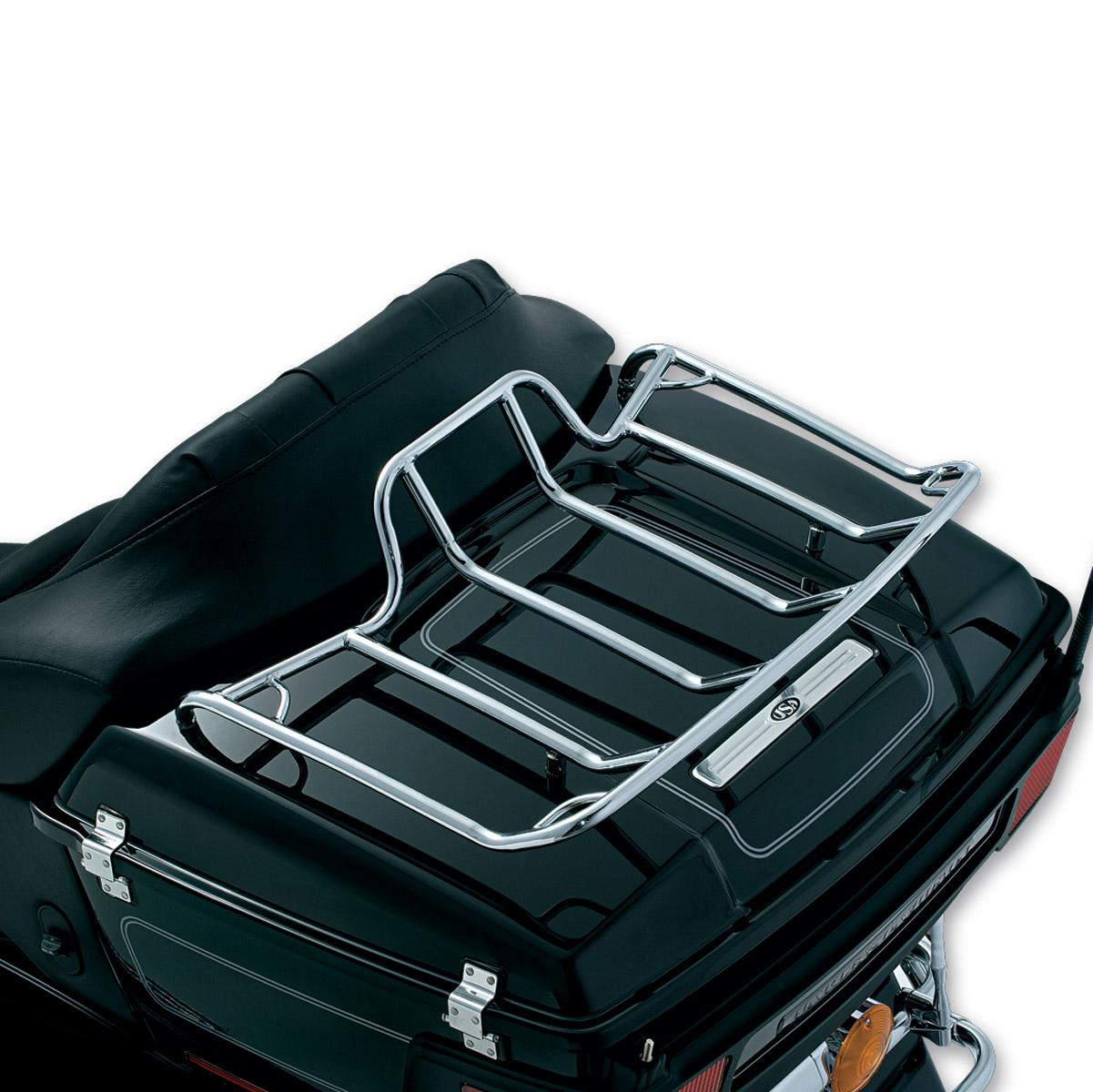kuryakyn luggage rack for h-d tour-pak | 850-166 | j&p cycles