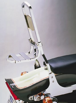 J&P Cycles® Sissy Bar Luggage Rack