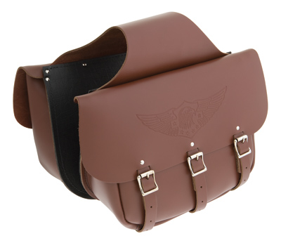 Pac-Kit Embossed Wings PK-37 Saddlebags