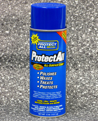 Protect All, Inc. Cleaner and Polish 6 oz. Aerosol Spray