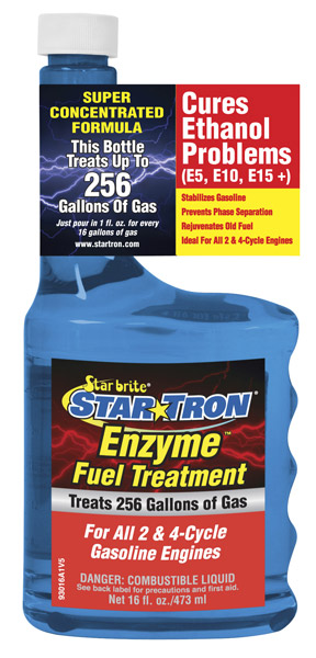 Starbrite 16 oz. Enzyme Fuel Treatment Concentrate