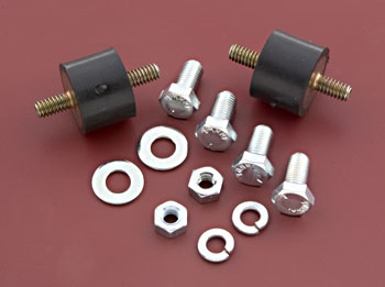 J&P Cycles® Oil Tank Mounting Kit