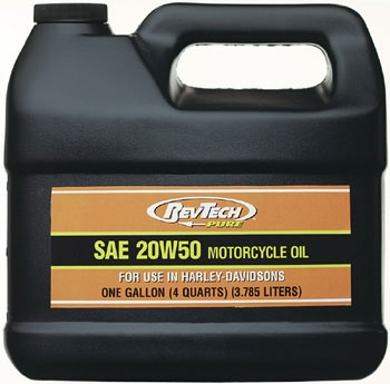 RevTech Pure Advanced 20w50 Engine Oil