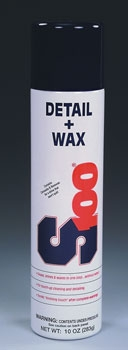 S100 Detail + Wax
