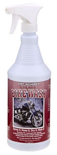 Captain Richard's Best Cherry Bike Wash