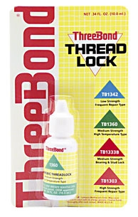 Three Bond High Temperature Thread Lock Compound