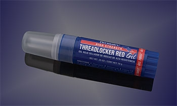 Gel Twist Red Threadlocker