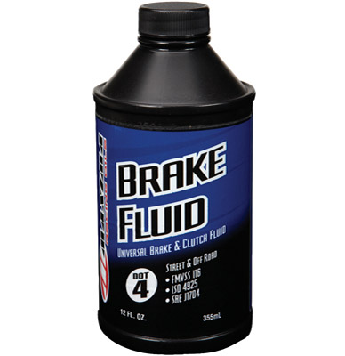 Maxima DOT-4 Brake Fluid 12 Ounce