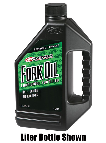Maxima 15W Fork Oil 16 Ounces