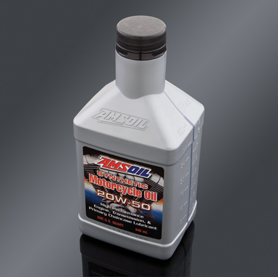 Amsoil 20W50 Motorcycle Oil
