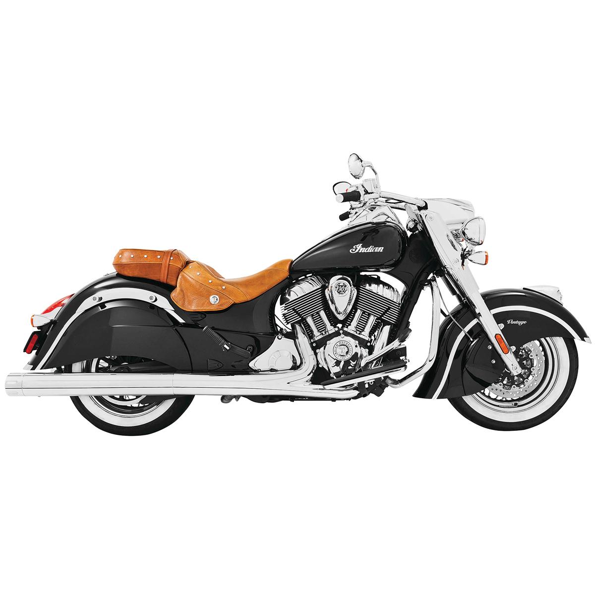 Freedom Performance Exhaust 4″ Chrome Eagle Slip-On Mufflers