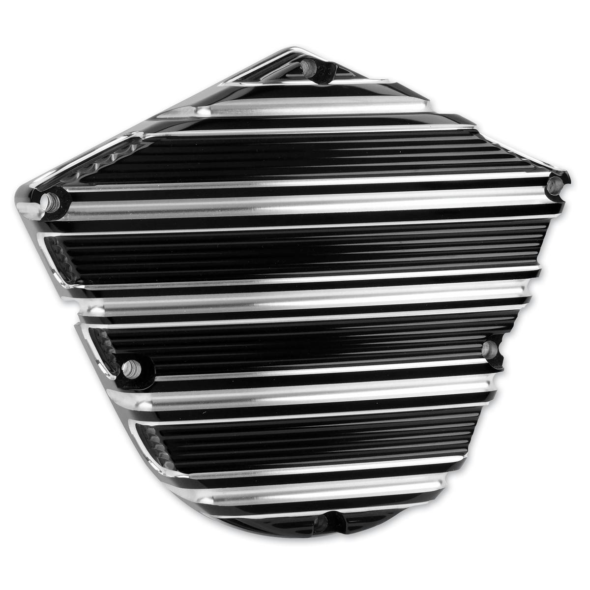 Arlen Ness 10-Gauge Cam Shell Cover Black
