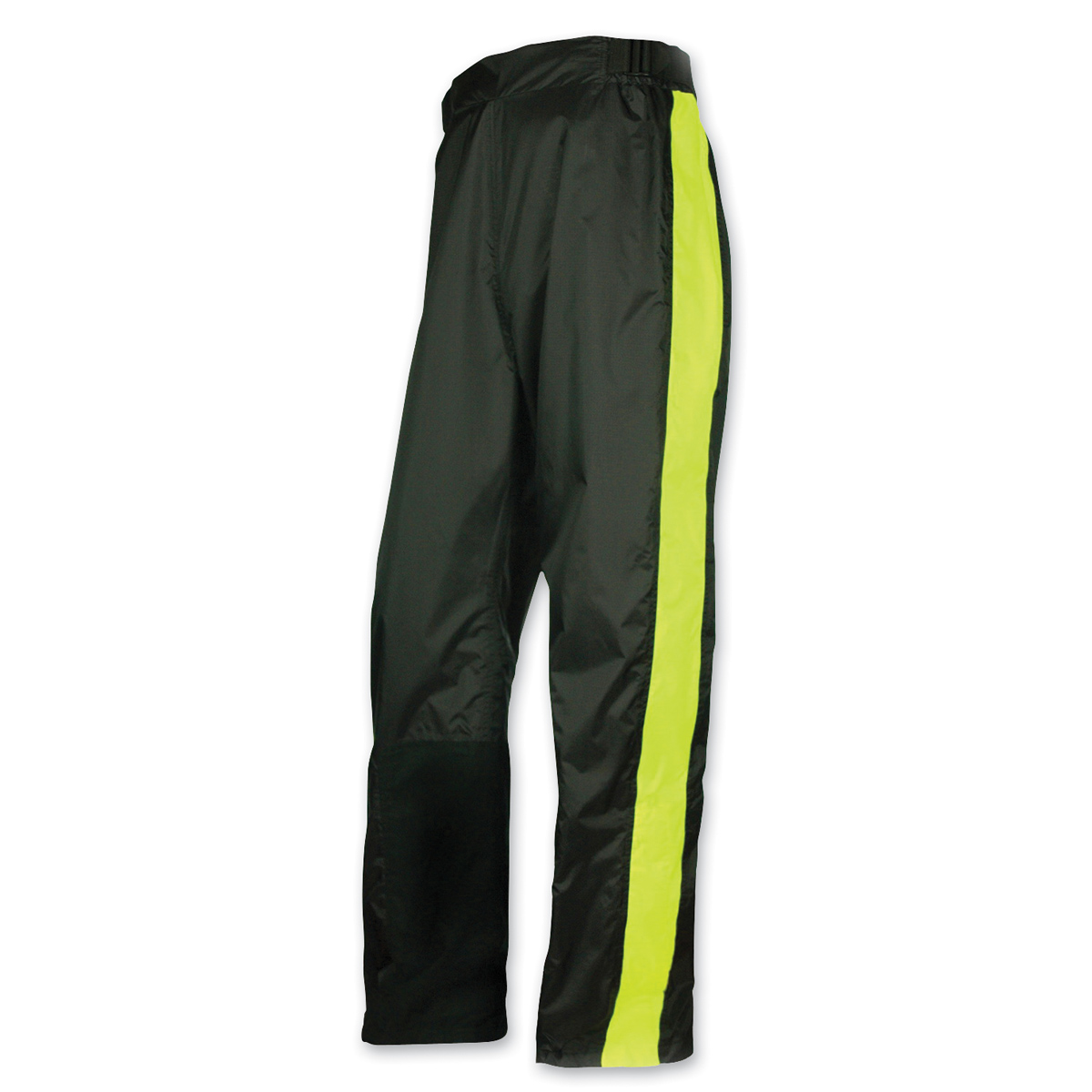 Olympia Moto Sports Unisex Horizon Neon Yellow/Black Rain Pant