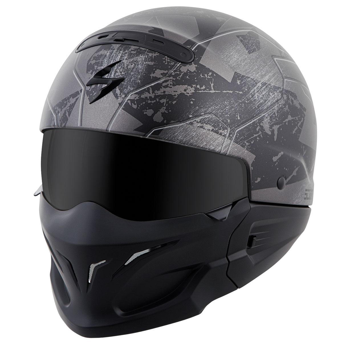 Scorpion EXO Covert Ratnik Phantom Half Helmet