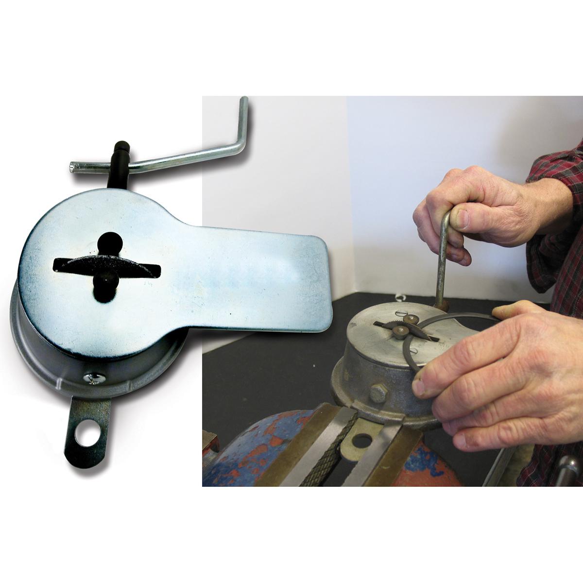 Jims Piston Ring End Gap Grinder Tool 1255 Jpcycles Com