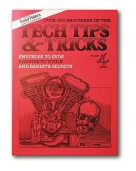 The Easyriders Tech Tips & Tricks Vol. 4