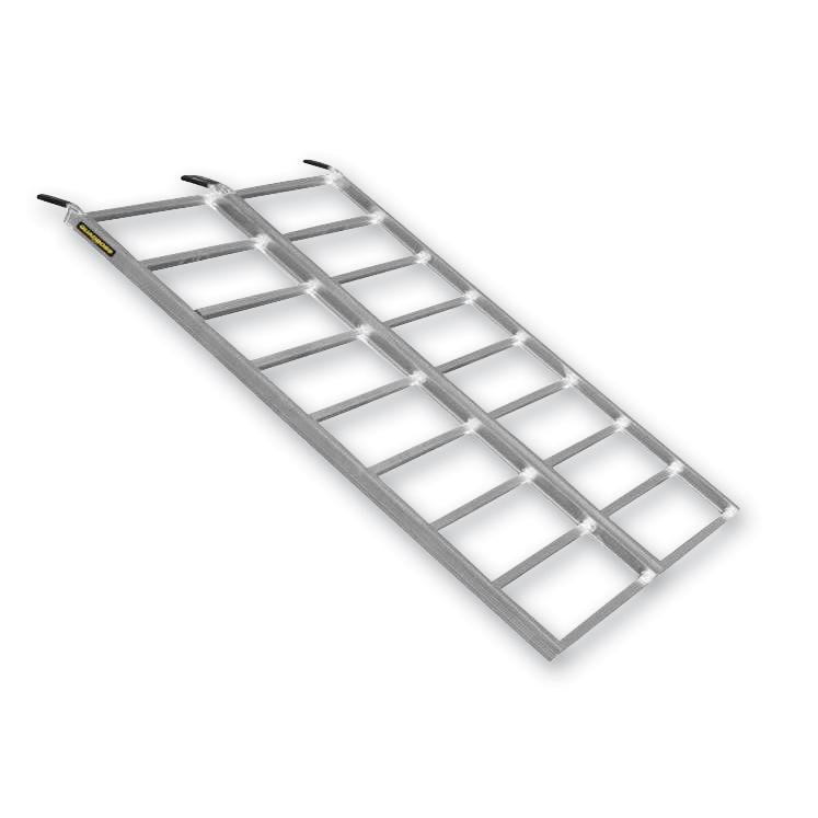 Quadboss Arched Bi-Fold Quadlite Ramp 69″ x 48″
